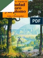 Christopher John - La ciudad de oro y plomo.epub
