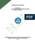 Post Tes - PKB
