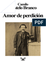 Castelo Branco Camilo - Amor de perdicion.epub