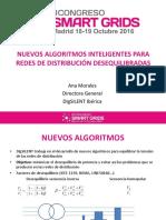Algoritmos Inteligentes para Redes de Distribucion