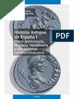 219576009 Historia Antigua de Espana Vol I