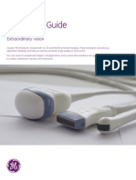 Voluson p8 Transducer Guide