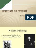 Heterósidos Cardiotônicos - 2s-2014