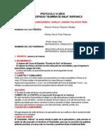 Protocolo 15 Años Lumara