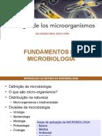 1. Fundamentos de Microbiologia