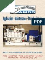 Plaquette AMDS