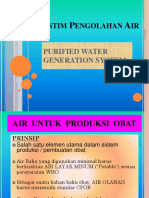 3 Purified Water Generation System r3