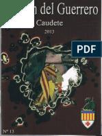 Boletín del Guerrero Nº.13