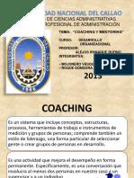Coaching y Mentoring - Diapositivas