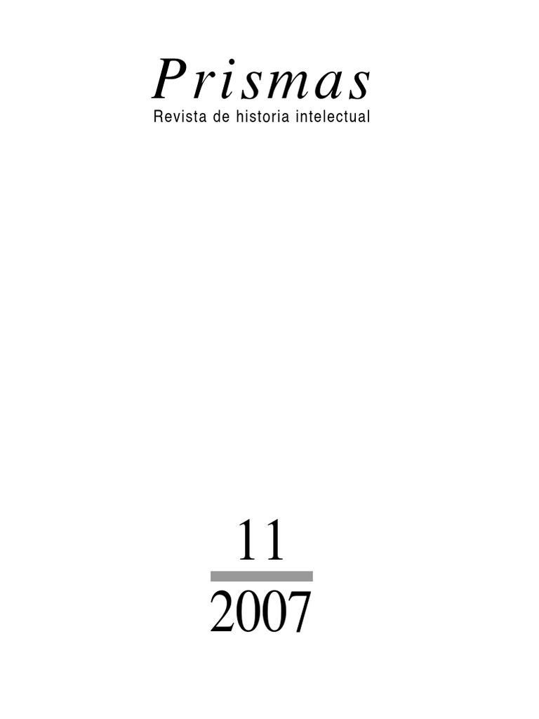 revista prismas 11