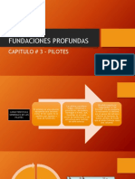 CAPITULO # 3 - PILOTES