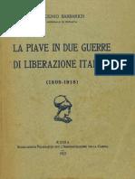 La Piave in due guerre di liberazione italica (1809-1918) (2298) 1923.pdf