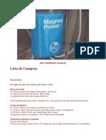 Tutorial Completo Pra Fabricação e Montagem Do Magrav v1