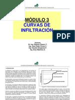 c Modulo Curva Infiltracion