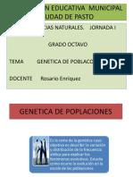 Genetica de Poplaciones