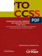 Diagnóstico Dpto. Ccss 2015