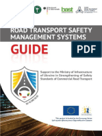 Guide Road Transport Safety Management System 2016
