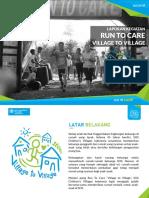 RTC Village to Village Report 2017 Kepada Runners