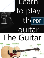 Learn to Play the Guitar TES