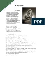 Apollinaire. Poemas eróticos