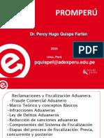 7Reclamaciones y Fiscalización Aduanera- TALLER ADUANAS Ses2