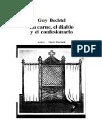 BECHTEL, Guy, La Carne, El Diablo y El Confesionario. El Kama Sutra de la Iglesia, 1997