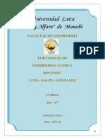 Enfermeria Clinica