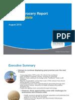 AC Nielsen Vietnam Grocery Report August 2010