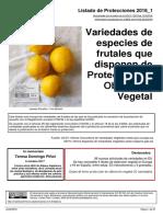 Listado Protecciones TOV _2018_1