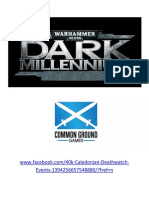 Dark Millenium 5 Tournament PackV3