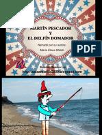 Martin Pescador y El Delfín Domador