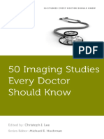 50 Imaging Studies Every Doctor Should Know