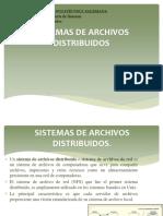 Cap 6 Sistema de Archivos 1