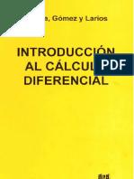 Introducción Al Cálculo Diferencial - Politécnico