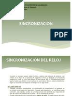 Cap 5 Sincronizacion