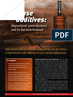 4 Article TLT Grease Additives