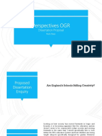 Perspectives OGR Powerpoint