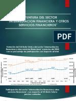 Coyuntura Del Sector Intermediacion Financ