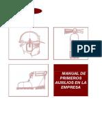 Manual Primeros Auxilios Prl