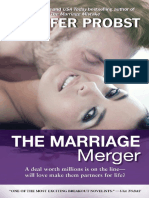Jennifer Probst - [Marriage to a Billionaire 04] - The Marriage Merger