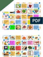 Das Lebensmittelspiel Spiele 98888