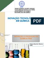 Seminario de Inovação Tecnologica