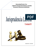 Trabajo Jurisprudencia Laboral