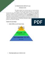 análisis de factibilidad proyecto café