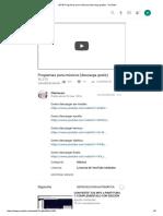 (874) Programas Para Músicos (Descarga Gratis) - YouTube