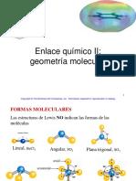 7. Enlace Químico-2 Geometría Molecular