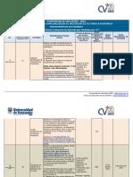 Cronograma Actividades - Electiva Evaluación de Aprendizajes Mediadas Por TIC