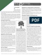 Issue 160 Organic Consumers Association