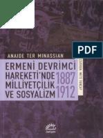 Anaide Ter Minassian - Ermeni Devrimci Hareketi'nde Sosyalizm ve Milliyetçilik (1887-1912).pdf
