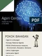 Presentasi Intelligent Agent 17.52.0932